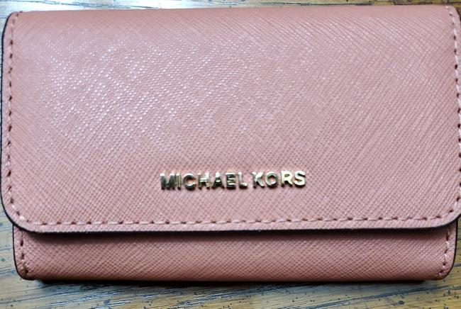 Item - Pink Trifold Wallet