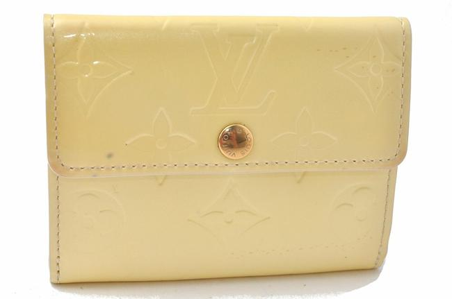 Item - Yellow Coin Case Wallet