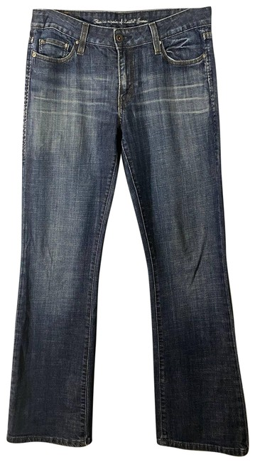 Item - Mid Rise 8/29 Boot Cut Jeans Size 29 (6, M)