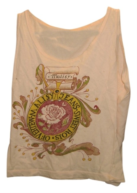 Preload https://item3.tradesy.com/images/pink-tee-shirt-size-4-s-2982202-0-0.jpg?width=400&height=650