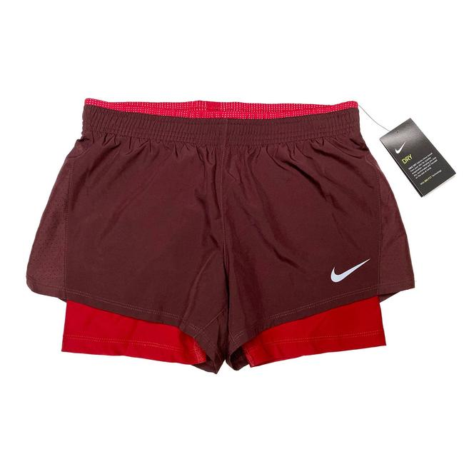 Item - Red Dry Running Small Shorts Size 4 (S, 27)