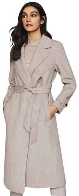 Item - Cream Lily Oatmeal In Oatmeal Coat Size 10 (M)