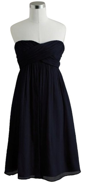 Preload https://item1.tradesy.com/images/jcrew-navy-in-silk-chiffon-style-22512-above-knee-cocktail-dress-size-8-m-2982760-0-2.jpg?width=400&height=650