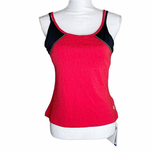 Item - Red L Superstar Cami Cycling Activewear Top Size 12 (L)