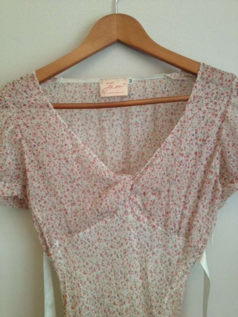 Other short dress Chiffon floral on Tradesy
