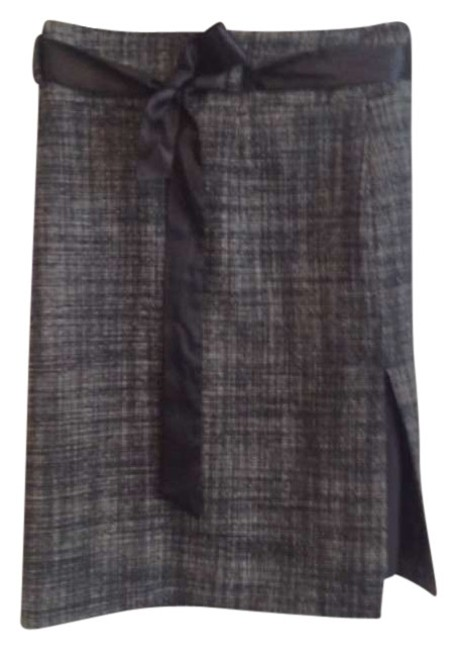 Preload https://item4.tradesy.com/images/kenneth-cole-black-and-white-tweed-pencil-knee-length-skirt-size-4-s-27-298283-0-0.jpg?width=400&height=650