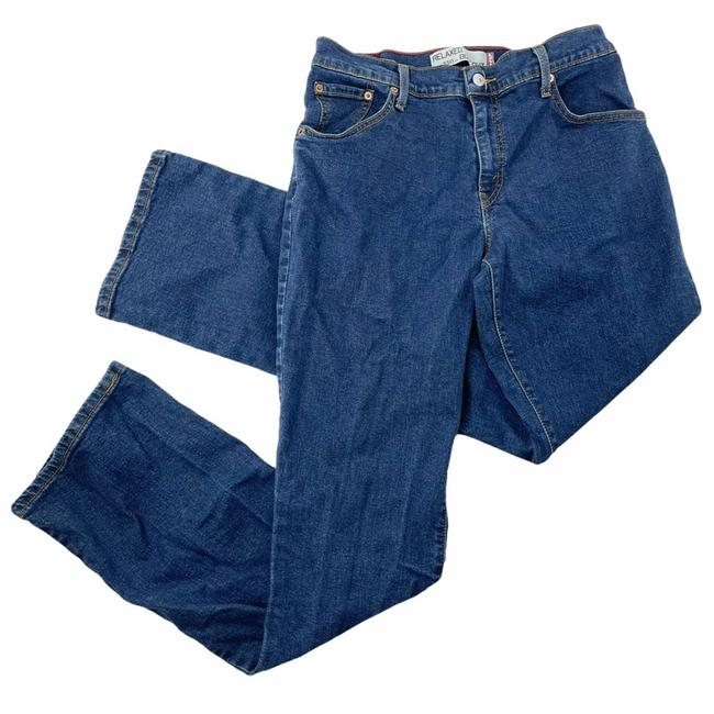 Item - Blue 550 10l Relaxed Boot Cut Jeans Size 33 (10, M)
