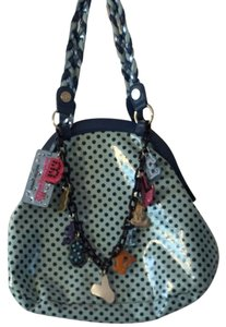 Betseyville by Betsey Johnson Fun Summer Stylish Shoulder Bag