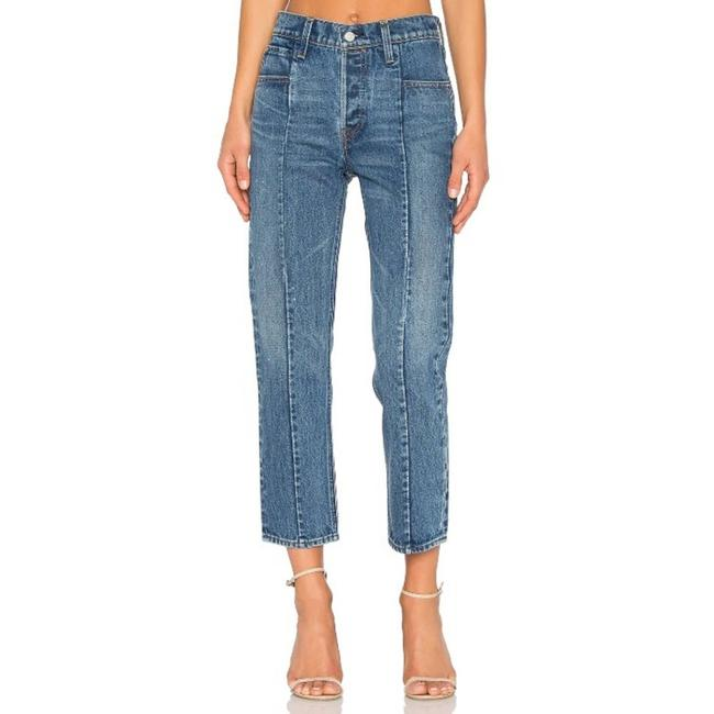 Item - Blue Altered In No Limits Straight Leg Jeans Size 27 (4, S)