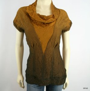 W118 by Walter Baker Copper Ombre Top Brown