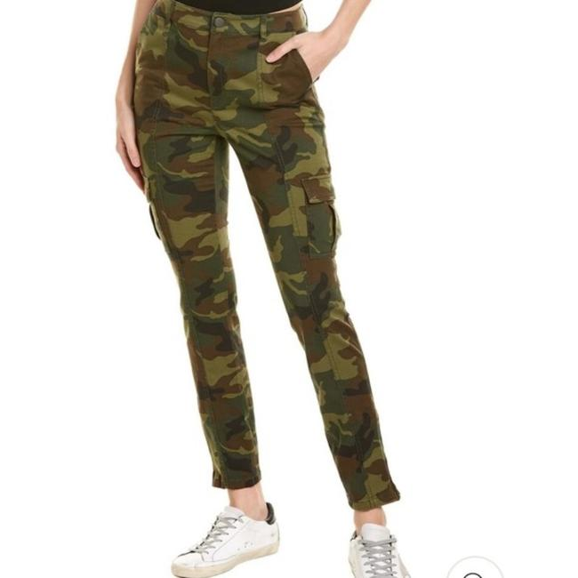 Item - Green Keith High Rise Slim Pants Size 6 (S, 28)