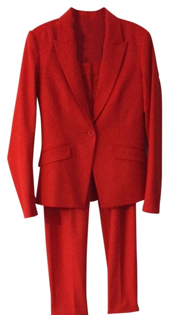 Preload https://item2.tradesy.com/images/theory-orange-red-pant-suit-size-2-xs-2984506-0-0.jpg?width=400&height=650