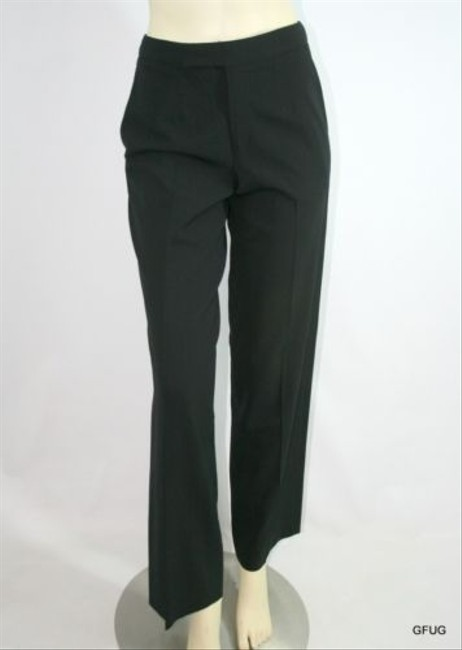 Gucci Wool Stretch Straight Leg Dress 27x31 Pants