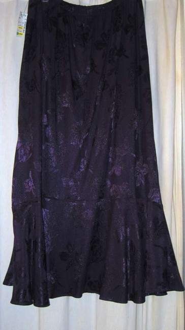 Studio VK Maxi Skirt Purple