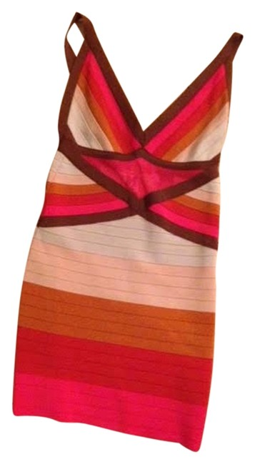 Preload https://item4.tradesy.com/images/m-missoni-pink-brown-white-orange-red-mini-night-out-dress-size-2-xs-2985403-0-0.jpg?width=400&height=650