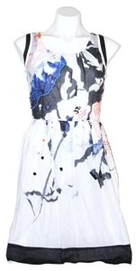 Matty M Abstract Pockets Dress