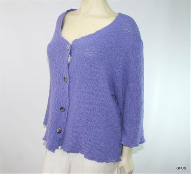 Other Color Me Cotton 2x Knit Cardigan Jacket Sweater