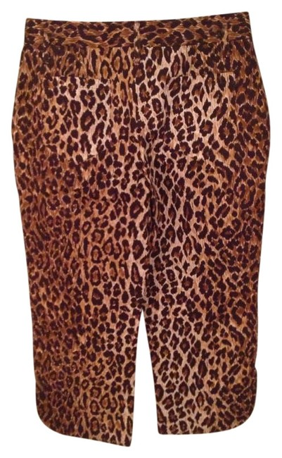 Dolce & Gabbana Pants D&g And Capris Leopard