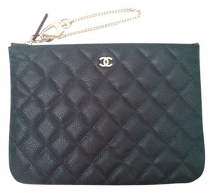 Chanel Chanel Small O case with LV Key Ring Chain