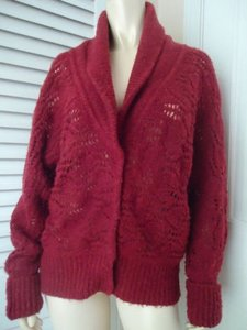 Free People Cardigan Bulky Sweater