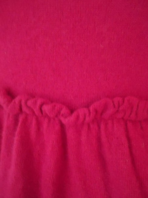 Knitted Knotted Anthropologie Dress Red Sweater Knit Rayon Wool Cashmere Blend Knitted Knotted Anthropologie Dress Red Sweater Knit Rayon Wool Cashmere Blend Image 11