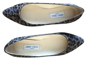 Jimmy Choo Almond Flats