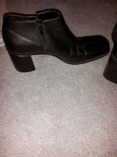 KB and Company Ankle Black Boots