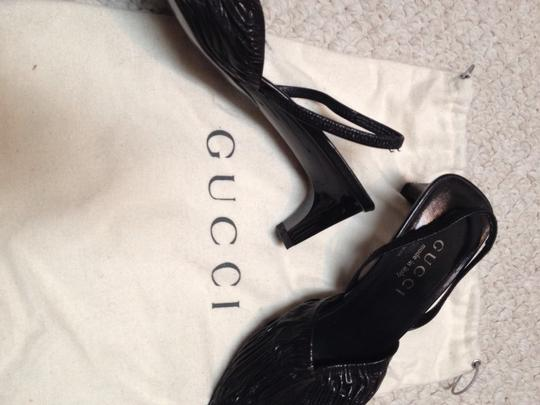 Gucci Black Pumps