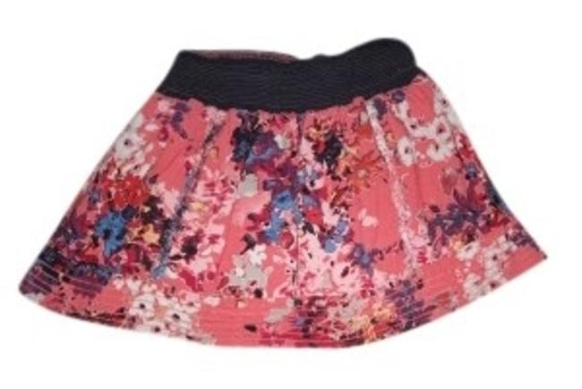 Preload https://img-static.tradesy.com/item/29899/wet-seal-blue-and-pink-floral-miniskirt-size-4-s-27-0-0-650-650.jpg