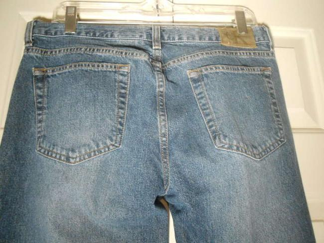 Calvin Klein Boot Cut Jeans-Medium Wash