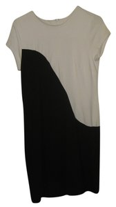 Philosophy Republic Clothing short dress black and white Yin Yang on Tradesy