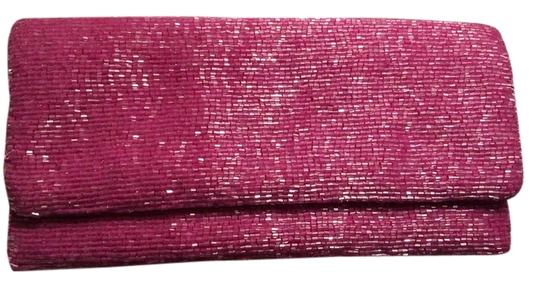 Preload https://item4.tradesy.com/images/moyna-pink-beaded-clutch-2991433-0-0.jpg?width=440&height=440