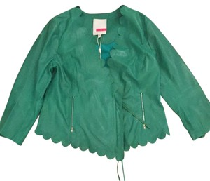Tracy Reese Mint Jacket