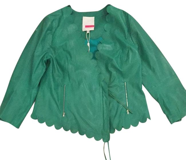 Preload https://item3.tradesy.com/images/tracy-reese-mint-scalloped-cardigan-size-12-l-2991967-0-0.jpg?width=400&height=650
