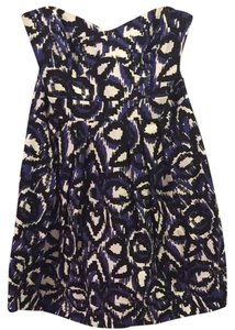 Shoshanna short dress Ikat on Tradesy