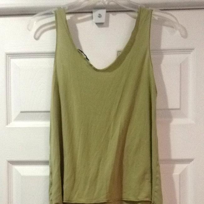 Banana Republic Top Light Lime Green