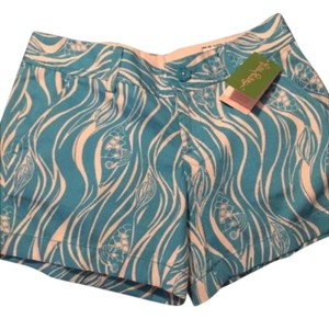 Lilly Pulitzer Shorts Blue