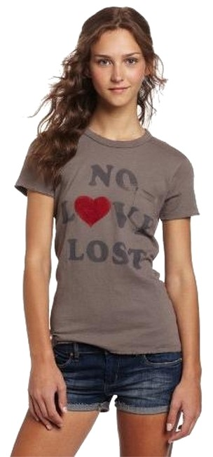 Preload https://item5.tradesy.com/images/junk-food-light-brown-t-shirt-no-love-lost-tee-shirt-size-4-s-2992669-0-0.jpg?width=400&height=650
