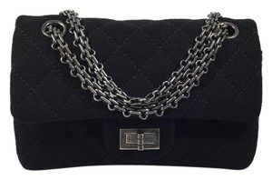 Chanel Evening Quilted Shoulder Bag