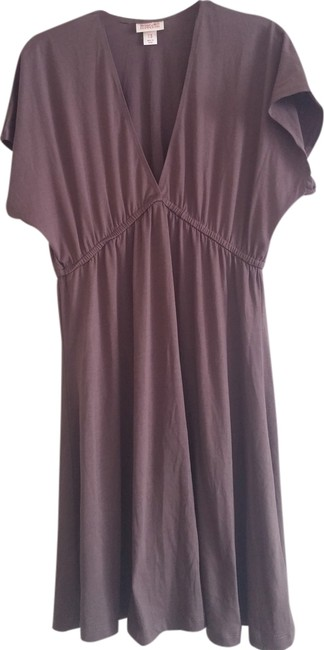 Mossimo Supply Co. short dress Brown on Tradesy