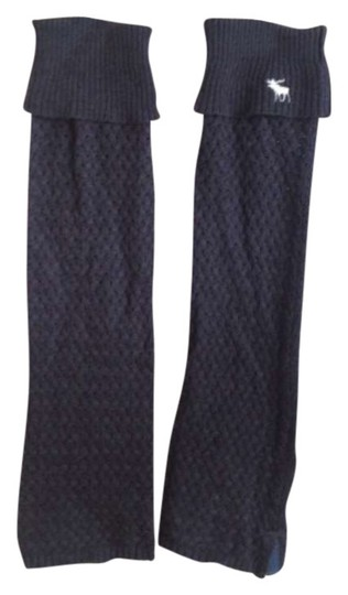 Abercrombie & Fitch classic leg boot warmers