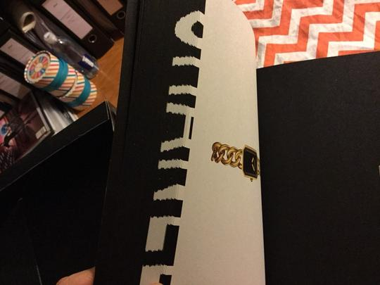 Chanel Chanel Watch Catalog Flip Book Very Limited