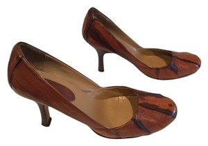 Paolo lantorno Shades of brown Pumps