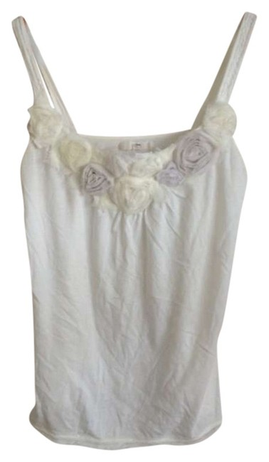 Preload https://item3.tradesy.com/images/ruehl-no925-white-tank-topcami-size-4-s-299427-0-0.jpg?width=400&height=650