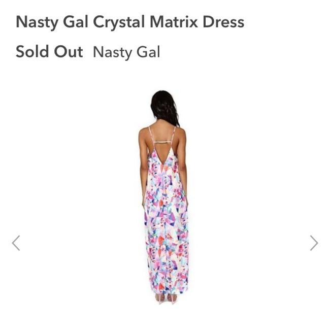 Multicolor Maxi Dress by Nasty Gal Revolve Gucci Prada
