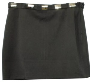 Vertigo Mini Skirt BLACK