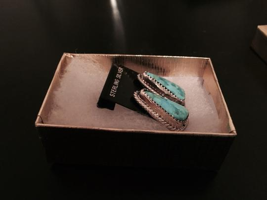 Other Turquoise Sterling Silver Earrings