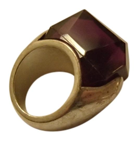 Preload https://item5.tradesy.com/images/banana-republic-silver-and-purple-chunky-stone-ring-2995279-0-0.jpg?width=440&height=440