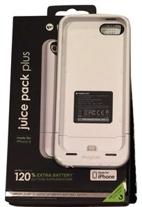 mophie iPhone 5s & 5 Mophie Juice Pack Plus 120%