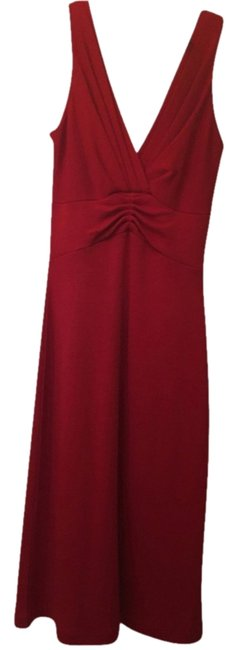 Preload https://item2.tradesy.com/images/banana-republic-red-cocktail-mid-length-night-out-dress-size-4-s-2995636-0-1.jpg?width=400&height=650